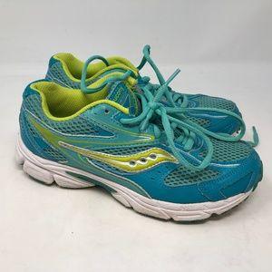 saucony cohesion 8 LTT sneakers shoes sz 5W